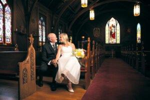 Church of the Incarnation Wedding