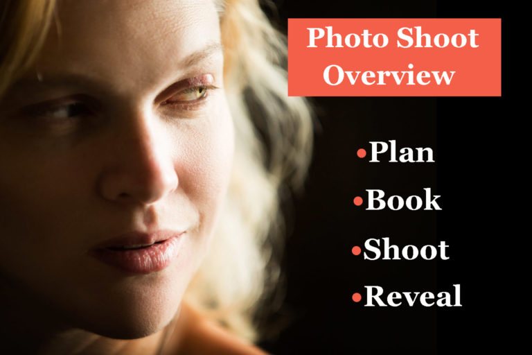 Read more about the article Portrait Photo Shoot Overview