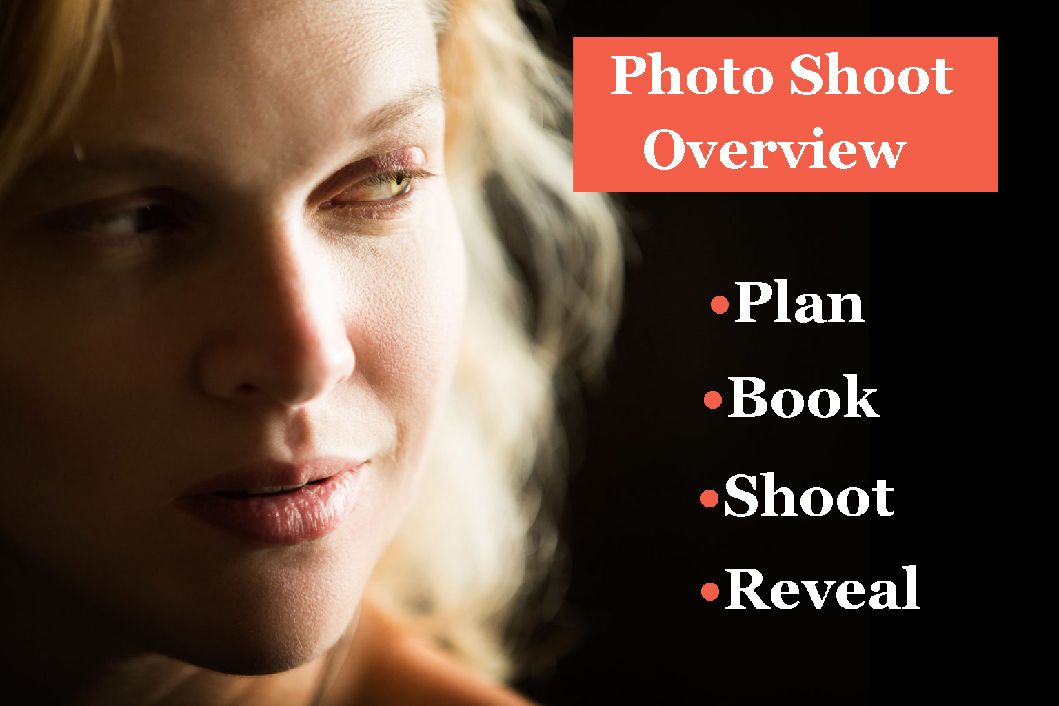 You are currently viewing Portrait Photo Shoot Overview